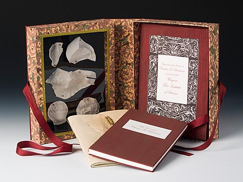 Claire Owen: Bookworks/Turtle Island Press: A CABINET FOR CURIOSA