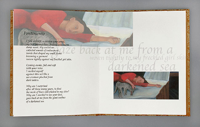 Claire Owen: Bookworks/Turtle Island Press: PENTIMENTO